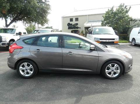 2014 Ford Focus for sale in Boerne, TX