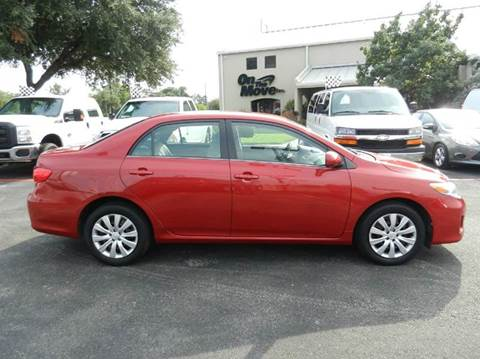 2013 Toyota Corolla for sale in Boerne, TX