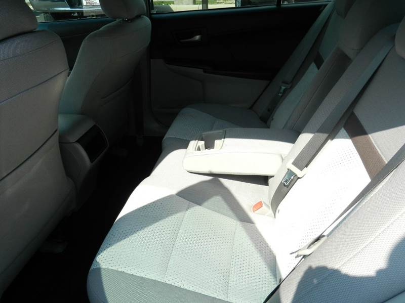 2014 Toyota Camry SE 4dr Sedan - Boerne TX