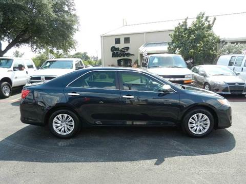 2014 Toyota Camry for sale in Boerne, TX