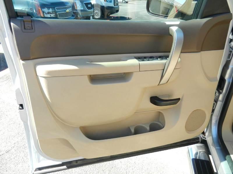 2013 Chevrolet Silverado 1500 LT 4x2 4dr Extended Cab 6.5 ft. SB - Boerne TX