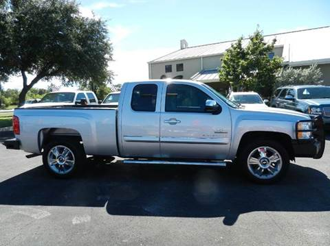 2013 Chevrolet Silverado 1500 for sale in Boerne, TX