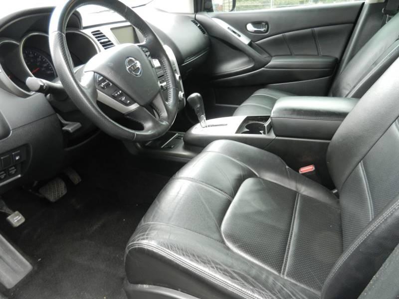 2012 Nissan Murano SL 4dr SUV - Boerne TX