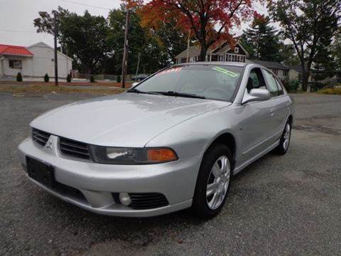 2003 Mitsubishi Galant For Sale In Springfield, MA