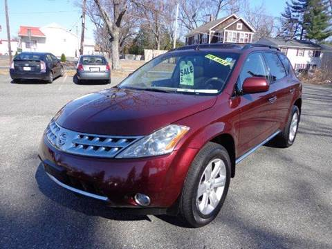 Nissan Murano For Sale >> Nissan Murano For Sale In Springfield Ma Carsforsale Com