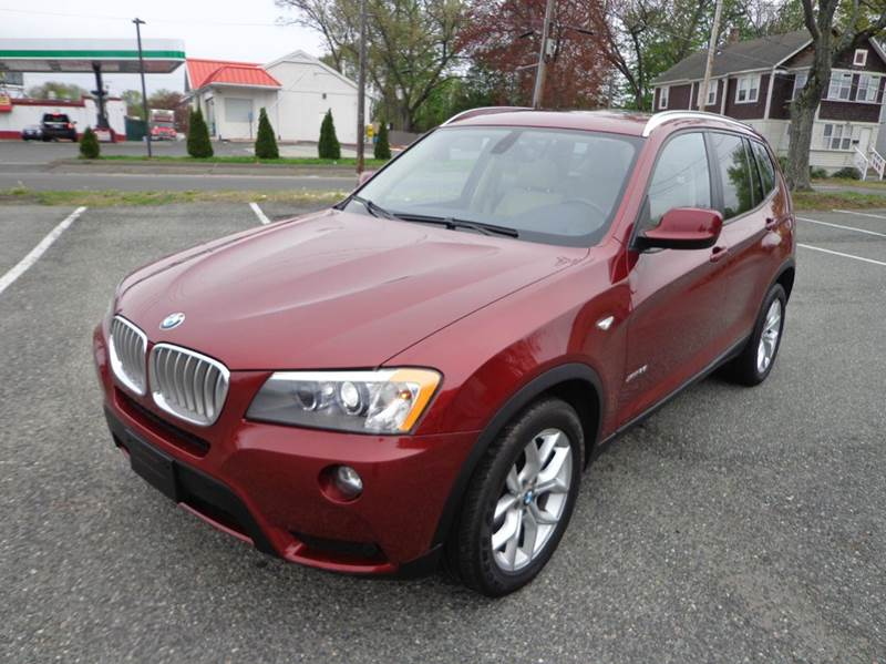 2011 Bmw X3 xDrive35i AWD 4dr SUV In Springfield MA - Select Imports