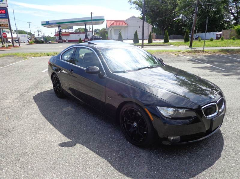 bmw 328xi coupe 2009