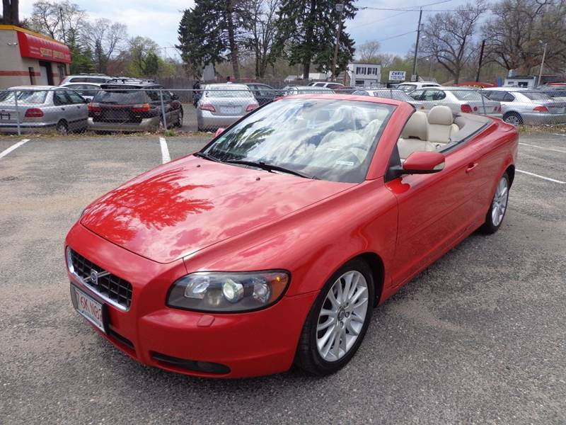 2007 Volvo C70 T5 2dr Convertible In Springfield Ma Select Imports