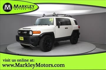 2008 Toyota FJ Cruiser for sale in Ft Collins, CO