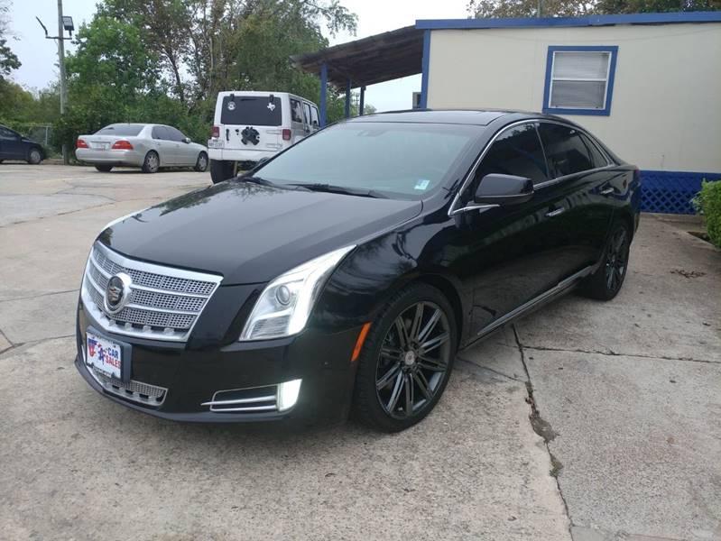 2015 Cadillac Xts Platinum 4dr Sedan In Houston Tx Usa Car Sales