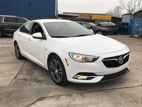 2018 Buick Regal Sportback for sale in Houston, TX