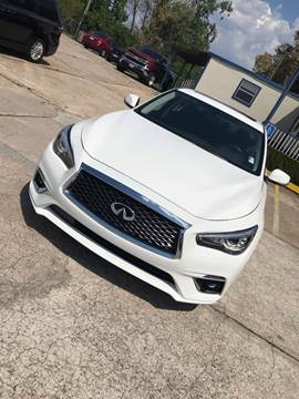 2019 Infiniti Q50 for sale in Houston, TX