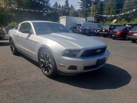 2012 Ford Mustang for sale in Renton, WA