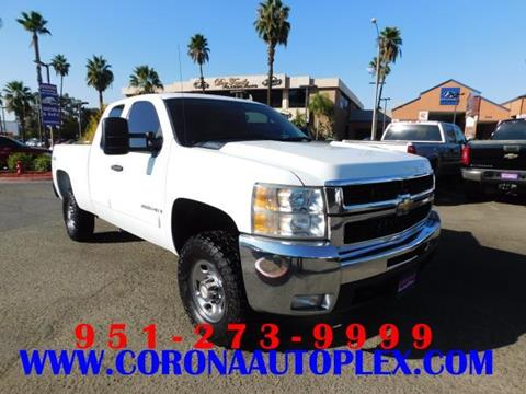 2008 Chevrolet Silverado 2500HD for sale in Corona, CA