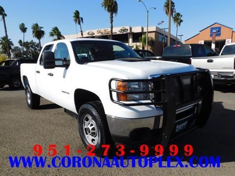 2014 GMC Sierra 2500HD for sale in Corona, CA