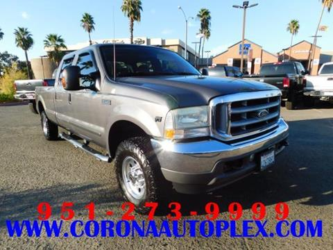 2003 Ford F-250 Super Duty for sale in Corona, CA