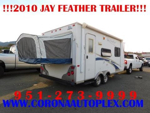 2010 Jayco Jay Feather for sale in Corona, CA