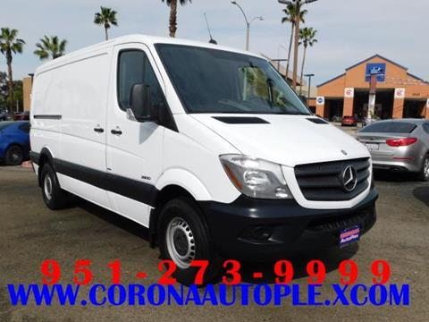 dbd5c0a51d Used Mercedes-Benz Sprinter Cargo For Sale in California ...