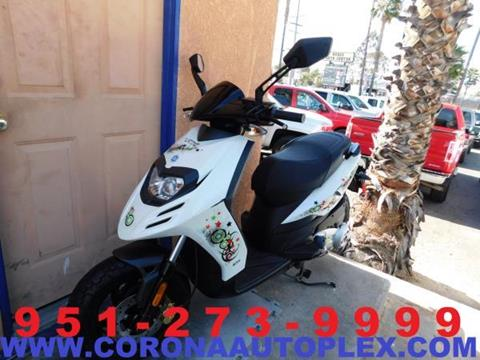 2014 Piaggio TYPHOON 125 for sale in Norco, CA