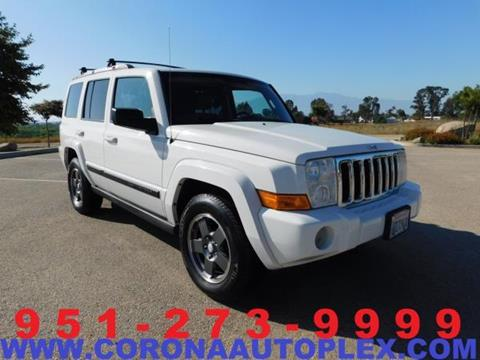 2007 Jeep Commander for sale in Norco, CA