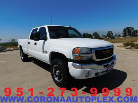2007 GMC Sierra 3500 Classic for sale in Norco, CA