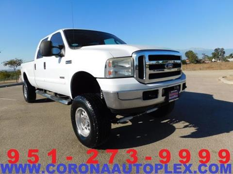 2006 Ford F-250 Super Duty for sale in Norco, CA