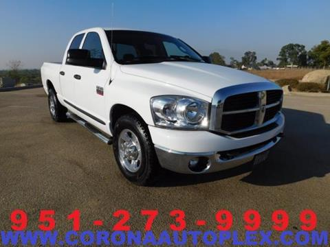 2007 Dodge Ram Pickup 2500 for sale in Norco, CA