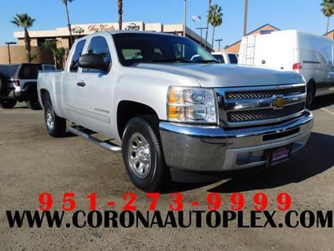 2013 Chevrolet Silverado 1500 for sale in Corona, CA