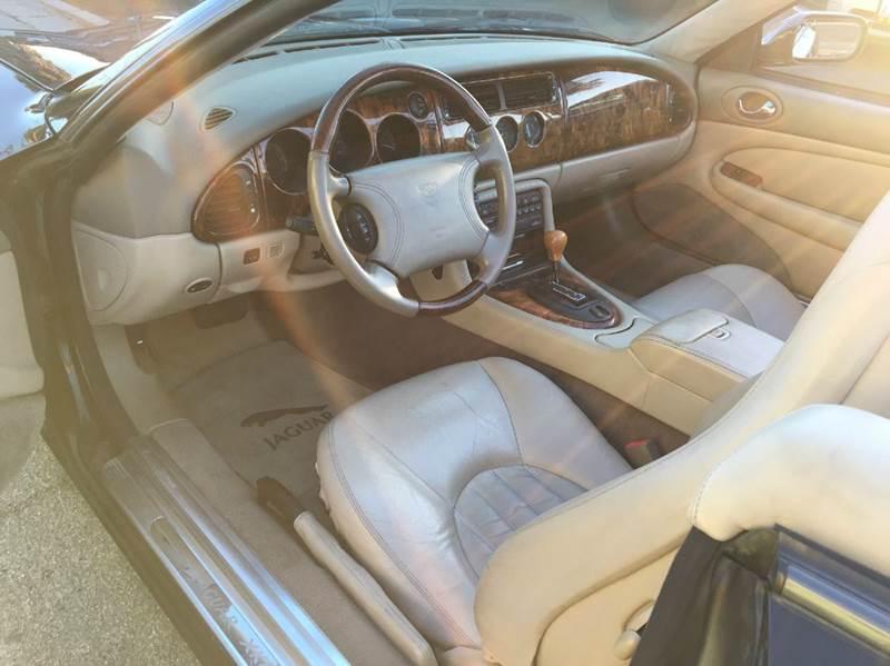 1998 Jaguar XK-Series for sale at Century Auto in San Jose CA