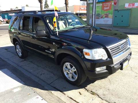 2007 Ford Explorer for sale at Century Auto in San Jose CA
