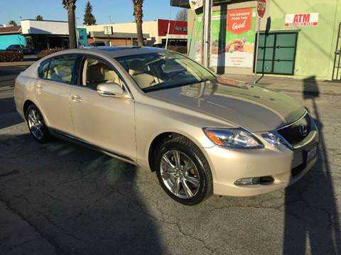 2011 Lexus GS 350 for sale at Century Auto in San Jose CA
