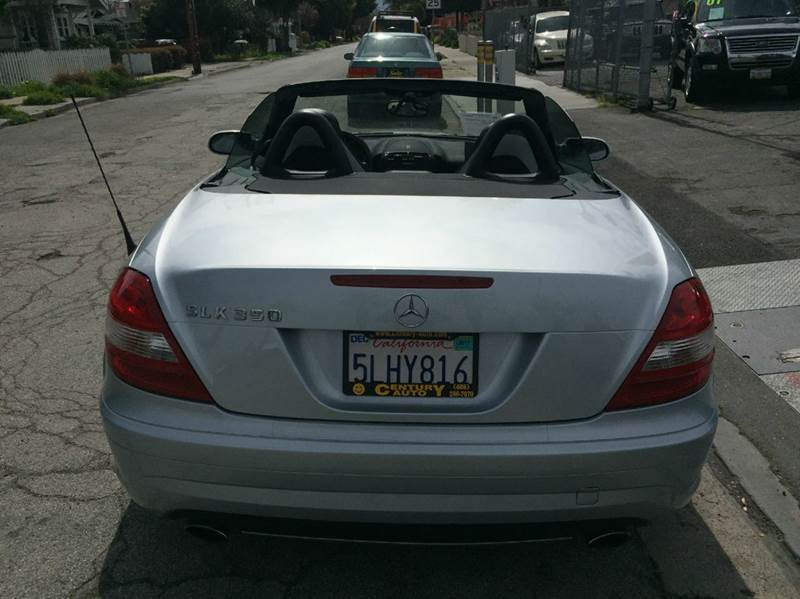 2005 Mercedes-Benz SLK for sale at Century Auto in San Jose CA