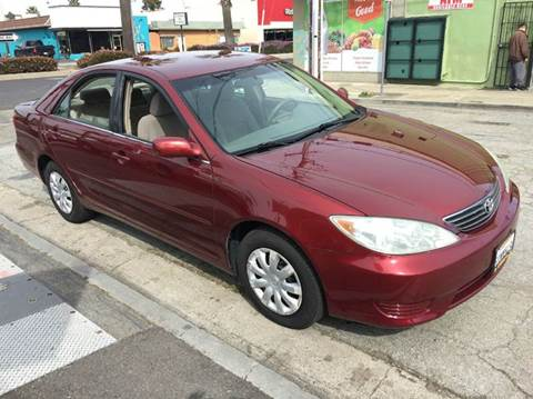 2006 Toyota Camry for sale at Century Auto in San Jose CA