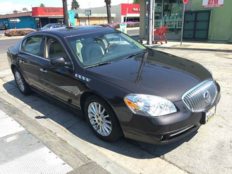 2008 Buick Lucerne for sale at Century Auto in San Jose CA
