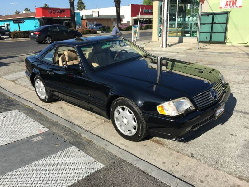 1995 Mercedes-Benz SL-Class for sale at Century Auto in San Jose CA