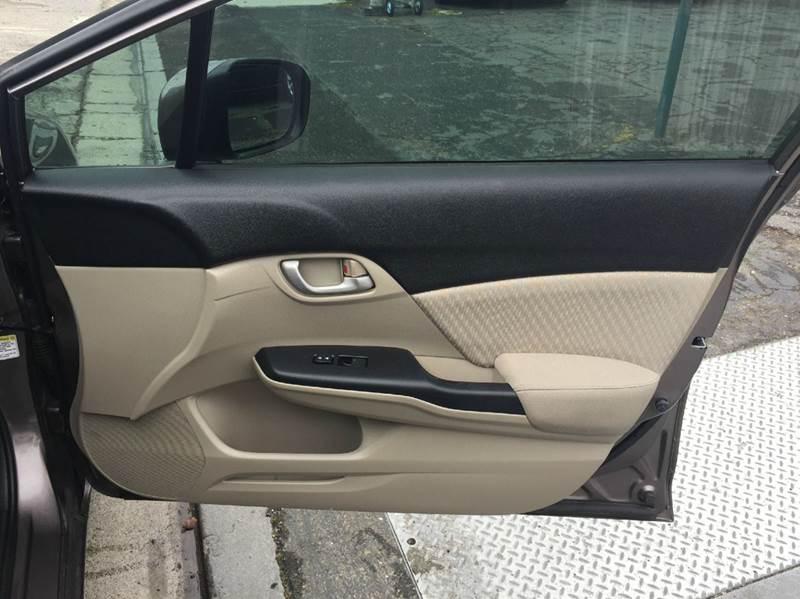 2014 Honda Civic for sale at Century Auto in San Jose CA