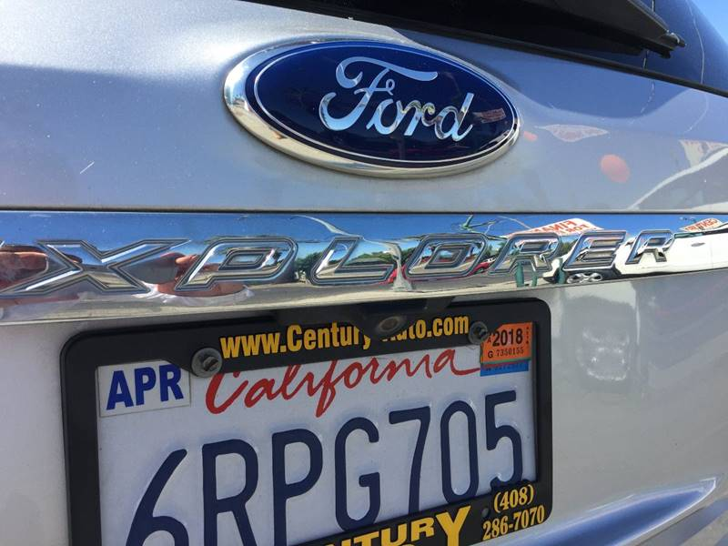 2011 Ford Explorer for sale at Century Auto in San Jose CA