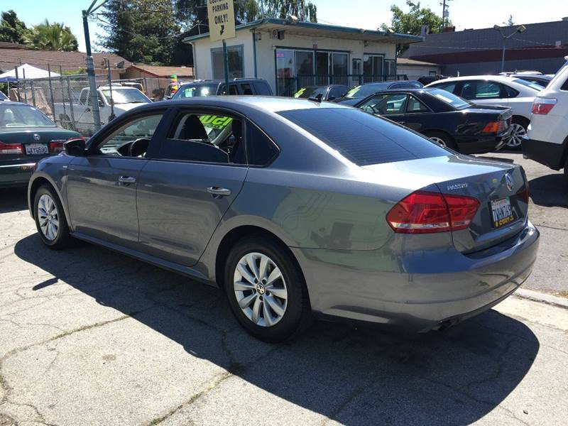2015 Volkswagen Passat for sale at Century Auto in San Jose CA