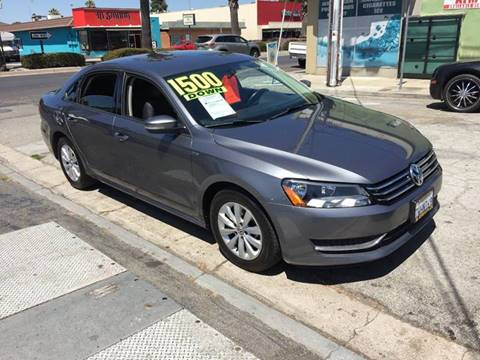 2015 Volkswagen Passat for sale at Century Auto in San Jose CA