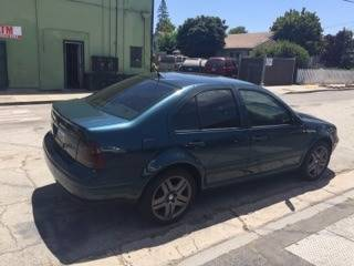2001 Volkswagen Jetta for sale at Century Auto in San Jose CA