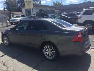 2011 Ford Fusion for sale at Century Auto in San Jose CA