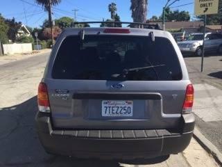 2007 Ford Escape for sale at Century Auto in San Jose CA