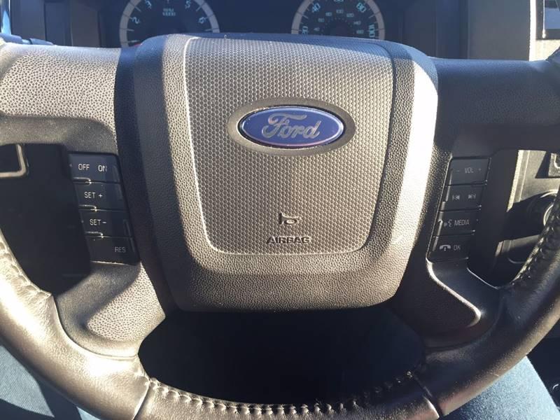 2010 Ford Escape for sale at Century Auto in San Jose CA