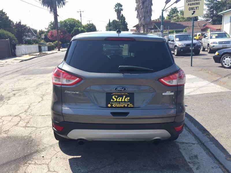 2013 Ford Escape for sale at Century Auto in San Jose CA
