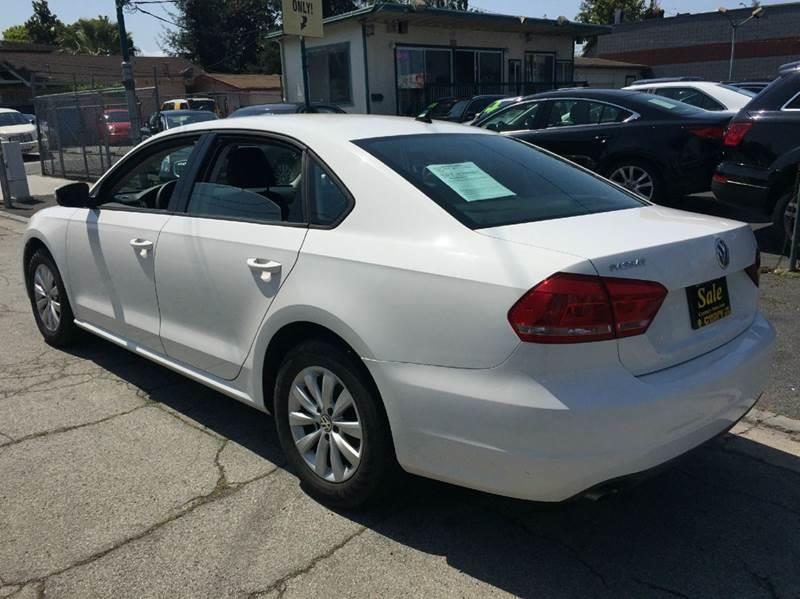 2013 Volkswagen Passat for sale at Century Auto in San Jose CA