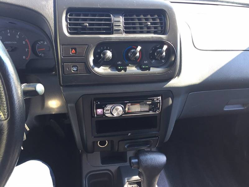 2001 Nissan Frontier for sale at Century Auto in San Jose CA