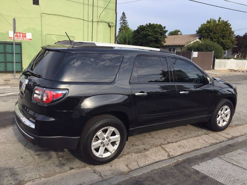 2014 GMC Acadia for sale at Century Auto in San Jose CA