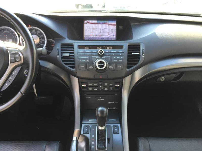 2012 Acura TSX for sale at Century Auto in San Jose CA