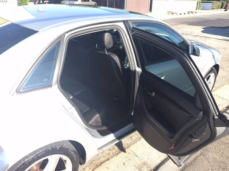 2005 Audi A4 for sale at Century Auto in San Jose CA