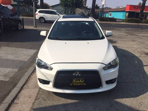 2013 Mitsubishi Lancer for sale at Century Auto in San Jose CA